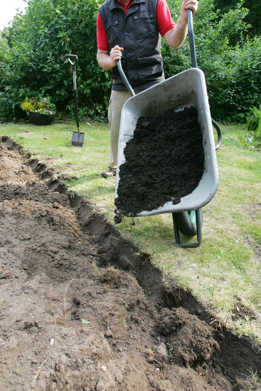 Bodentests selbst gemacht bodenart erkennen und for Boden umgraben