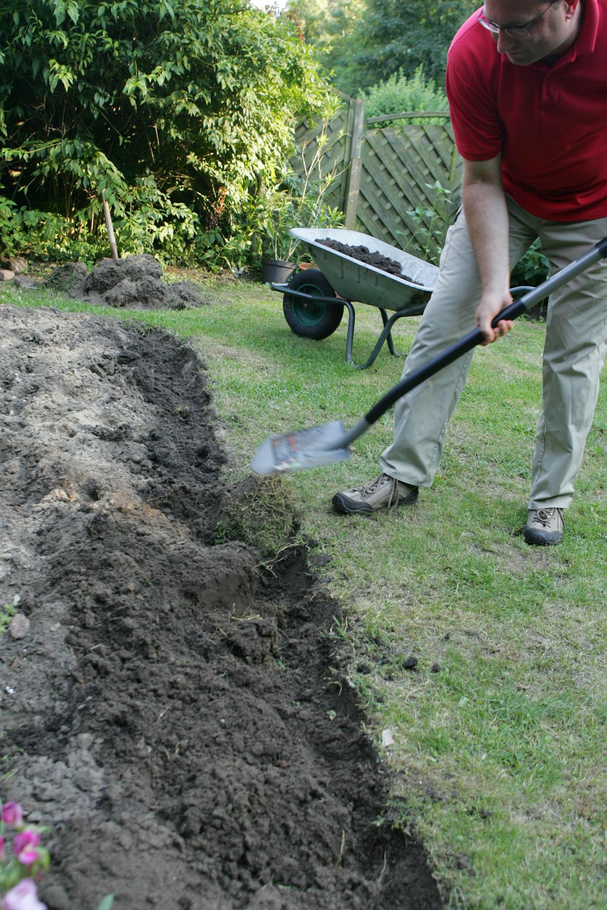 Fabelhaft Richtig Umgraben: Ran an die Beete, fertig, los! | Birchmeier #CC_14
